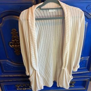 Urban Outfitters Pins & Needles Ivory Cardigan M